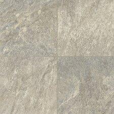 """Alterna Reserve Cuarzo 16"""" x 16"""" Vinyl Tile in Pearl Gray"""
