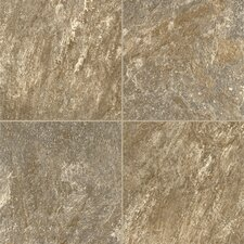 "Alterna Reserve Cuarzo 16"" x 16"" Vinyl Tile in Pine Frost"
