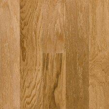 "Performance Plus 5"" Acrylic-Infused Engineered Red Oak Flooring in Natural"