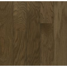 "Performance Plus 5"" Engineered White Oak Flooring in Ashen Taupe"