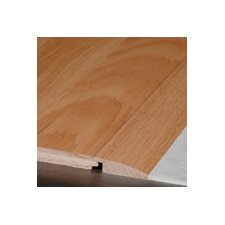 "0.38"" x 1.5"" Red Oak Reducer in Large Golden Chestnut / Chestnut"