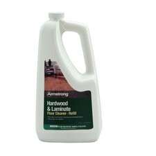 Armstrong Hardwood and Laminate Cleaner Refill 0.5 Gallon (Set of 4)