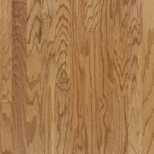 "Beckford Plank 5"" Engineered Red Oak Flooring in Harvest Oak"