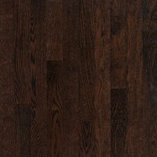 "Somerset Plank 3-1/4"" Solid Oak Flooring in Large Kona"
