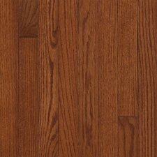 "Somerset Strip 2-1/4"" Solid Oak Flooring in Large Benedictine"