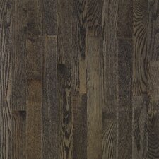 "Somerset Strip 2-1/4"" Solid Red Oak Flooring in Large Silver Oak"