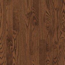 "Yorkshire 3-1/4"" Solid White Oak Flooring in Umber"