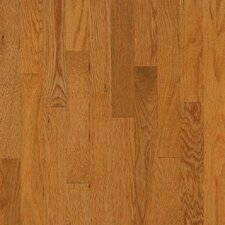 """Yorkshire Strip 2-1/4"""" Solid White Oak Flooring in Canyon"""