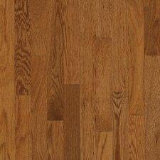 "Yorkshire 2-1/4"" Solid White Oak Flooring in Auburn"