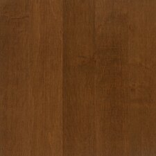"Performance Plus 5"" Acrylic-Infused Engineered Maple Flooring in Traditional Russet"
