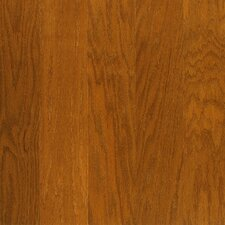 "Performance Plus 5"" Acrylic-Infused Engineered Red Oak Flooring in Spiced Cinnamon"
