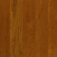 "Performance Plus 5"" Acrylic-Infused Engineered Cherry Flooring in Woodside Brown"