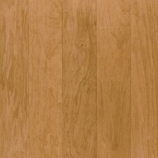 "Performance Plus 5"" Acrylic-Infused Engineered Maple Flooring in Tanned Brown"