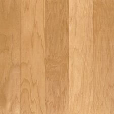 "Performance Plus 5"" Acrylic-Infused Engineered Maple Flooring in Natural"