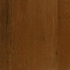 "Performance Plus 5"" Acrylic-Infused Engineered Hickory Flooring in Rooted Mocha"