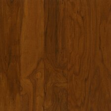 "Performance Plus 5"" Acrylic-Infused Engineered Walnut Flooring in Fiery Bronze"