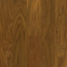 "Performance Plus 5"" Acrylic-Infused Engineered Walnut Flooring in Warm Clay"