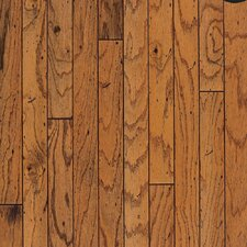 "Cavendar Plank 3"" Engineered Red Oak Flooring in Honey"