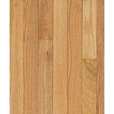SAMPLE - Waltham™ Strip Solid Red Oak in Country Natural