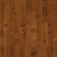 SAMPLE - Kennedale® Strip Solid Dark Maple in Sumatra