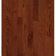 <strong>Bruce Flooring</strong> SAMPLE - Natural Choice™ Strip Solid Red / White Oak in Cherry