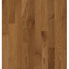 <strong>Bruce Flooring</strong> SAMPLE - Natural Choice™ Strip Solid Red / White Oak in Mellow