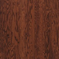 "Turlington Plank 3"" Engineered Red Oak Flooring in Cherry"