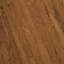 "Fulton Strip 2-1/4"" Solid Red / White Oak Flooring in Gunstock"