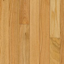 "Manchester Strip 2-1/4"" Solid Red Oak Flooring in Natural"