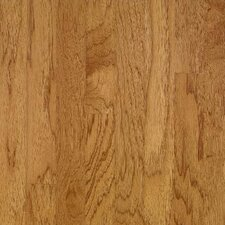 "American Treasures Wide Plank 5"" Solid Hickory Flooring in Smokey Topaz"