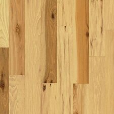 "American Treasures Wide Plank 5"" Solid Hickory Flooring in Country Natural"