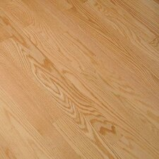 Sterling Prestige Plank 3-1/4 Solid Red Oak Flooring in Natural