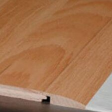"<strong>Bruce Flooring</strong> 0.5"" x 2"" Red Oak Reducer in Unfinished"