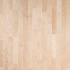 """0.8125"""" x 2.88"""" Maple Stair Nose Floating in Maple Natural, Country Maple"""