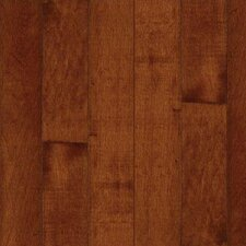 "Kennedale Prestige Wide Plank 4"" Solid Maple Flooring in Cherry"