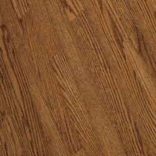 "Sterling Strip 2-1/4"" Solid Red/White Oak Flooring in Gunstock"