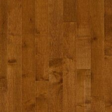 "<strong>Bruce Flooring</strong> Kennedale Prestige Wide Plank 5"" Solid Maple Flooring in Sumatra"