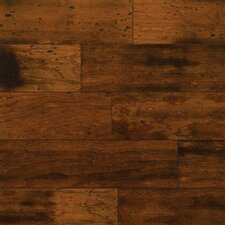 "American Vintage Lock and Fold 5"" Engineered Cherry Flooring in Copper Kettle"