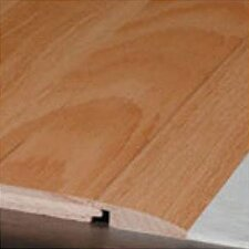 """78"""" x 2.38"""" Red Oak Reducer Overlap in Oak Nutmeg"""