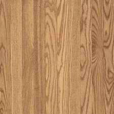"Bristol 2-1/4"" Solid Red Oak Flooring in Natural"