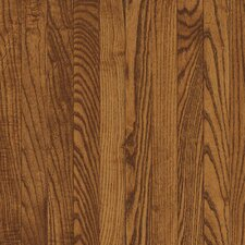 "Dover View 3-1/4"" Solid White Oak Flooring in Fawn"