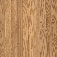 "<strong>Bruce Flooring</strong> Dundee Plank 3-1/4"" Solid Red Oak Flooring in Natural"