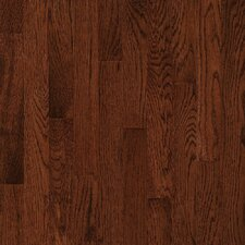 "<strong>Bruce Flooring</strong> Natural Choice Strip Low Gloss 2-1/4"" Solid White Oak Flooring in Sierra"