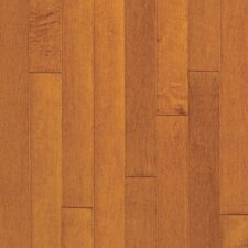 "Turlington American Exotics 3"" Engineered Maple Flooring in Cinnamon"