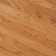 "Northshore Plank 5"" Engineered Red Oak Flooring in Butterscotch"