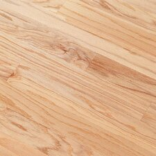 "Northshore Plank 7"" Engineered Red Oak Flooring in Natural"