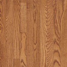 "Natural Choice Strip 2-1/4"" Solid Light Ash Flooring in Butterscotch"
