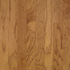 "Turlington 5"" Engineered Hickory Flooring in Golden Spice / Smokey Topaz"