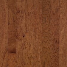 "<strong>Bruce Flooring</strong> Turlington 3"" Engineered Hickory Flooring in Wild Cherry / Brandywine"
