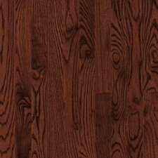 "Westchester 3-1/4"" Solid Oak Flooring in Cherry"